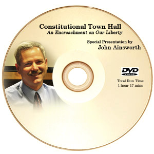 Constitutional Town Hall DVD